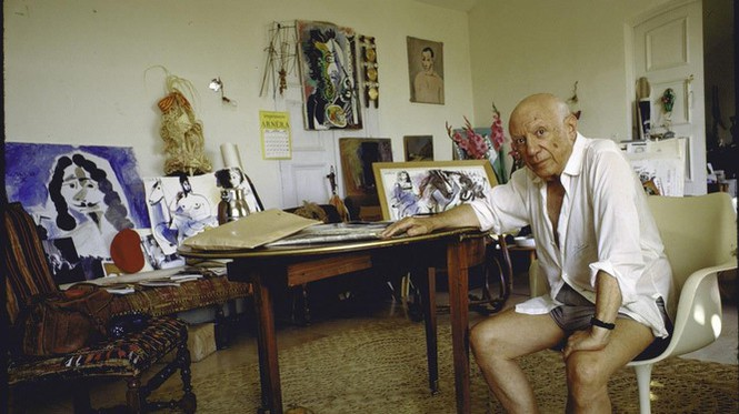 Danh Họa Picasso